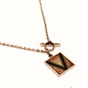 Authentic Vintage Vuitton Sterling Silver Necklace